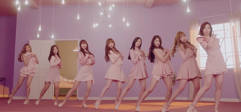 """러블리즈(Lovelyz) """"Destiny (나의 지구)"""" MV"""