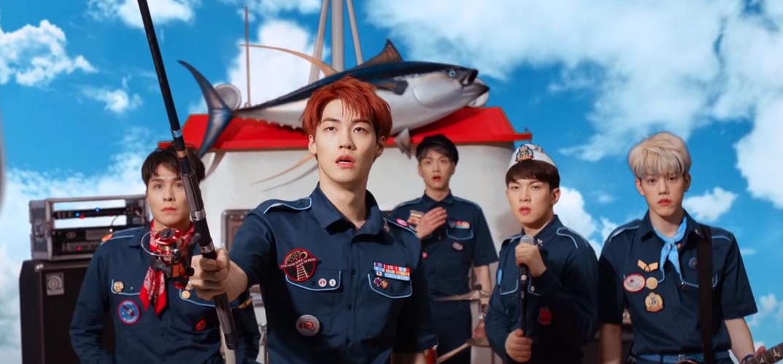 "N.Flying(엔플라잉) ""The Real(진짜가 나타났다)"" MV"