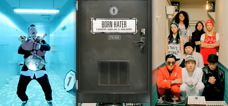 "EPIK HIGH (에픽하이) ""BORN HATER (ft. Beenzino, Verbal Jint, B.I, MINO, BOBBY)"" MV"