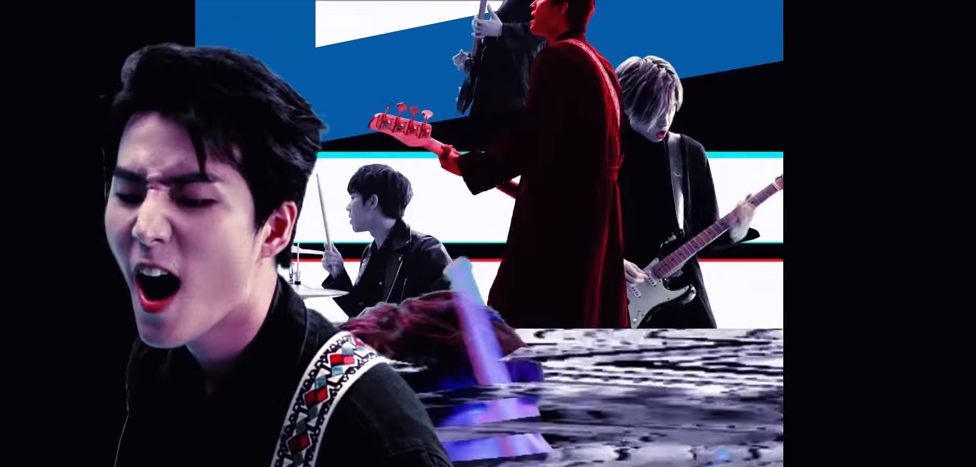 "DAY6 ""Breaking Down"" MV"