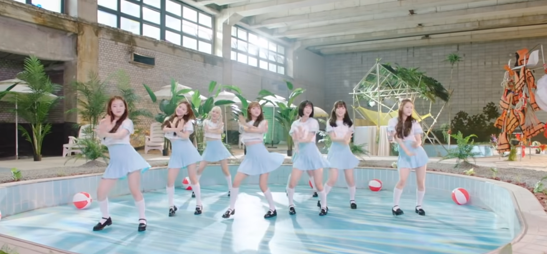"OH MY GIRL(오마이걸) ""내 얘길 들어봐"" MV"
