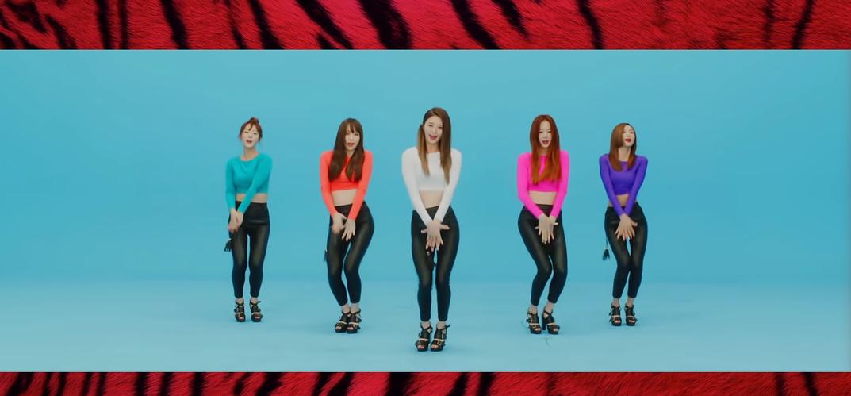 "EXID ""위아래(UP&DOWN)"" MV"