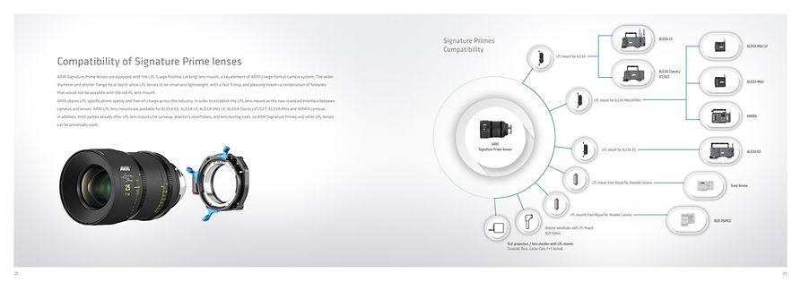 ARRI large-format camera system brochure