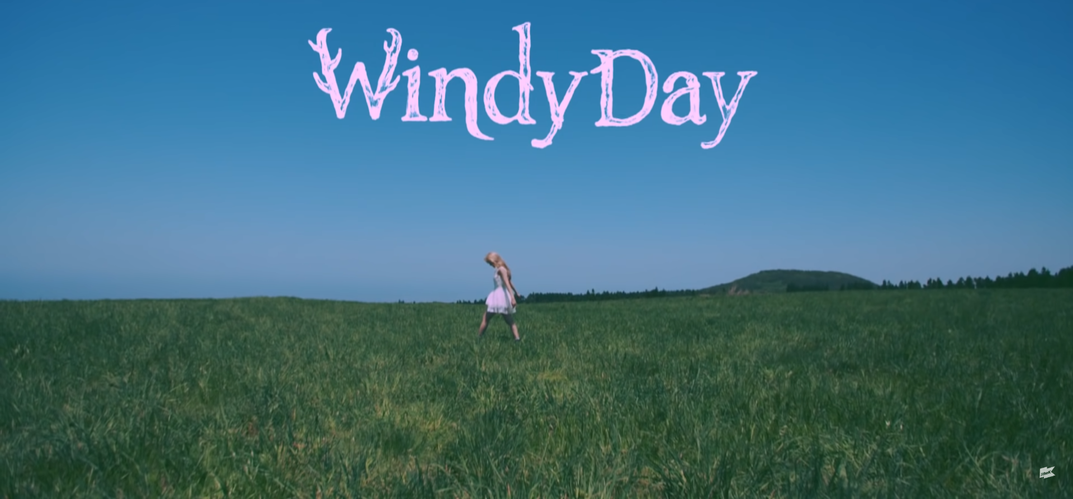 "OH MY GIRL(오마이걸) ""WINDY DAY"" MV"