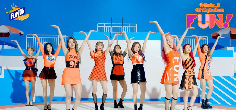 """프로미스나인 (fromis_9) """"FUN!"""" MV"""