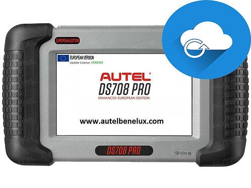 Update DS708 DE