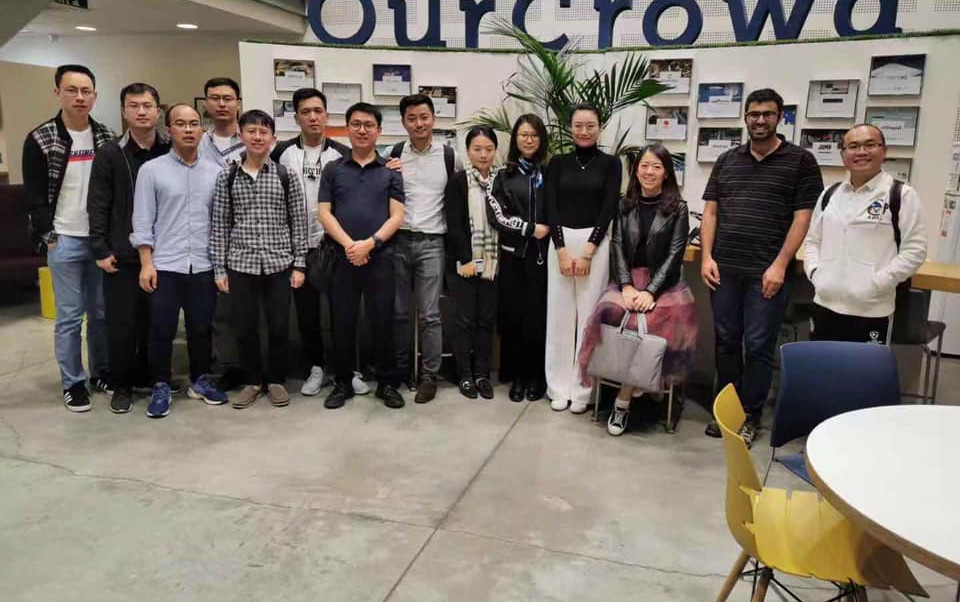 Ourcrowd visit
