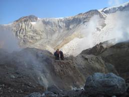 Вулкан Мутновский.