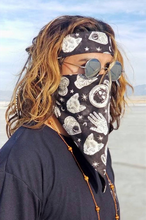 Third Eye Headband/ Bandana