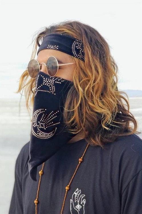 Astrology Velvet Headband/Bandana