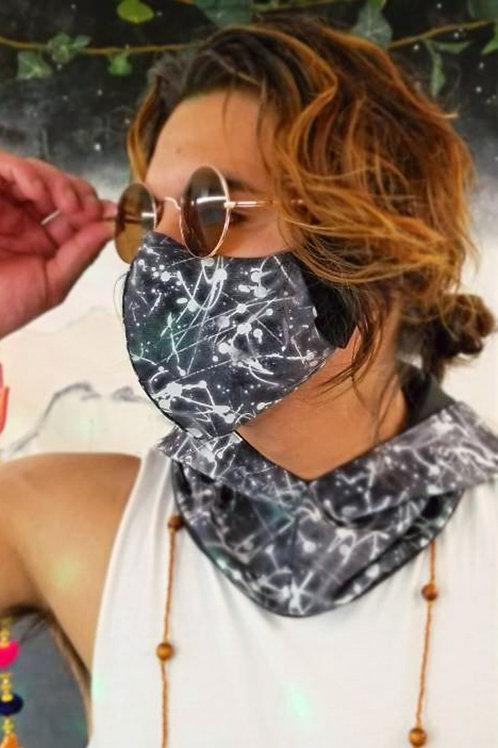 Paint Splatter Mask