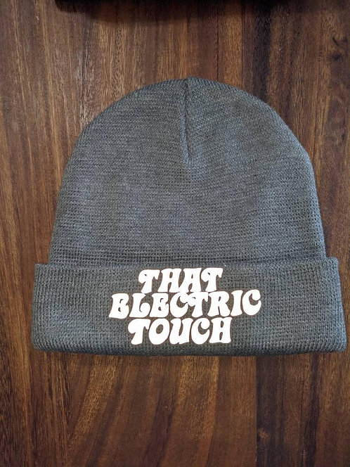 That Electric Touch X Lightning Bolt Beanie