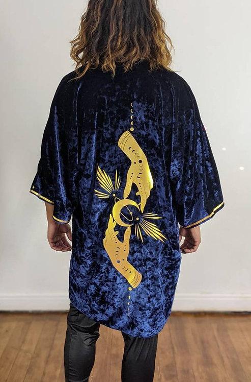Cosmic Hands Kimono
