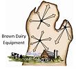 Brown Dairy Equipment Logo