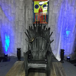 Iron throne _ our #gameofthrones event