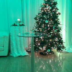 Lounge area of our Gala #eventplanning #eventcoordinator #themeevents