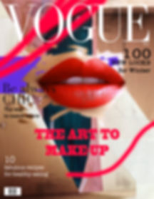 Anne Vandycke - Vogue Cover Magazine 3-0