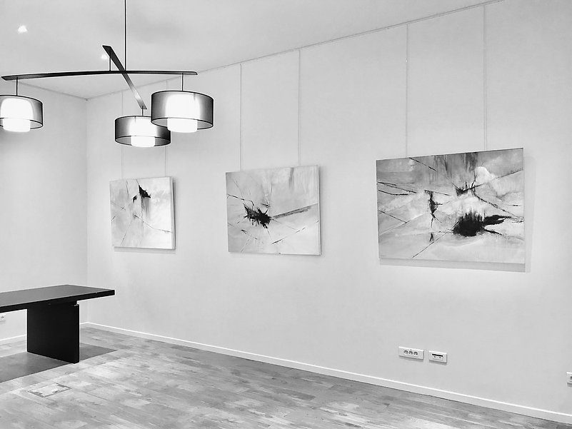 ® Anne Vandycke, Solo Exhibition B&W sm.