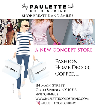 Advertisement - Paulette Cold Spring for