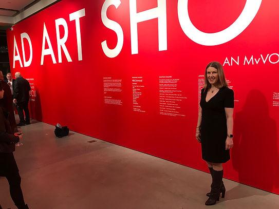 Ad Art Show February 22, VIP Opening - 0