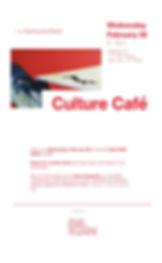 Culture Cafe - Art - 2-26-2020 - Event.j