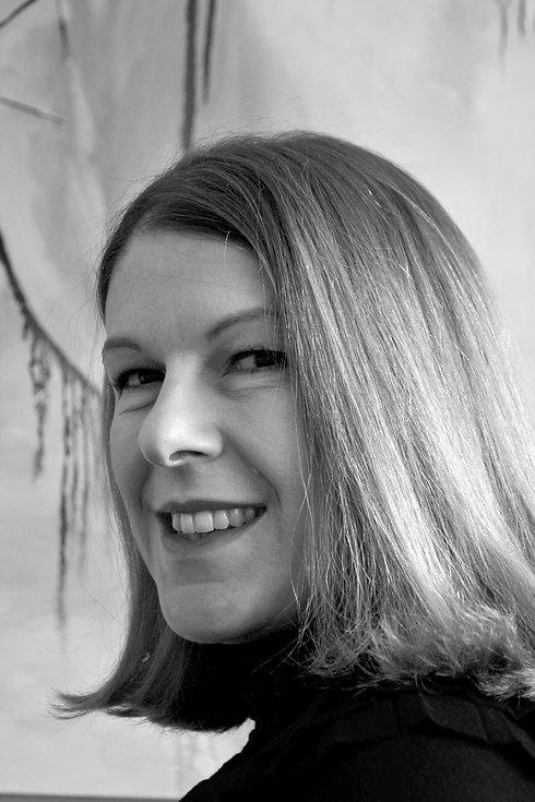 Anne Vandycke - Portrait Black & White 3
