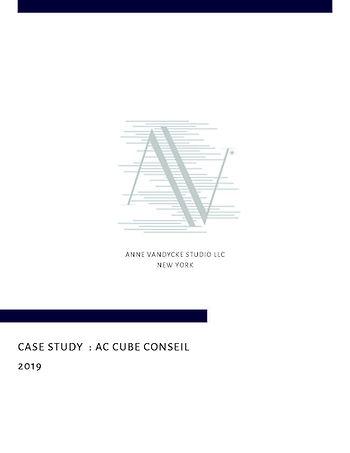 Anne Vandycke Studio - Case Study AC CUB