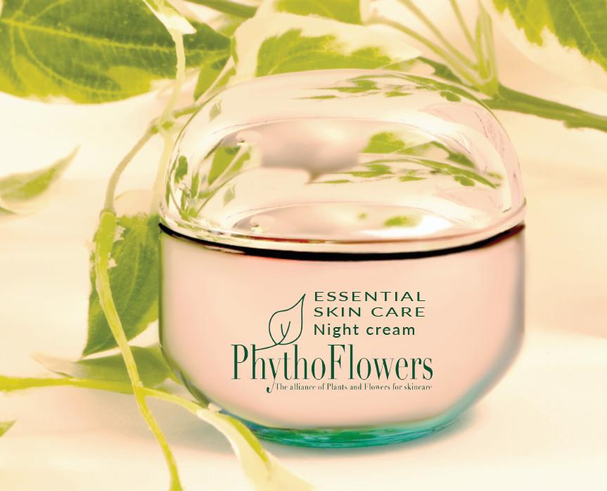 Anne Vandycke for PhytoFlowers Skincare