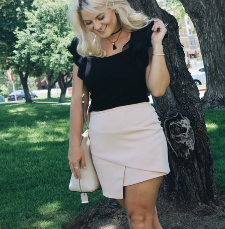 Blush Is The New Neutral