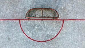 Хоккей Гол