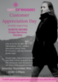 Get Dressed Customer Appreciation and Ch