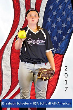 All Amercian Elizabeth Schaefer