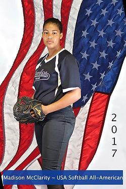Madison McClarity All American