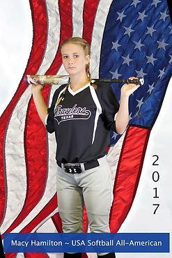 Macy Hamilton All American