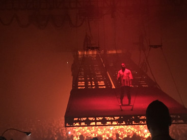 THE CLOSER TO KANYE THE CLOSER TO GOD - SAINT PABLO TOUR REVIEW