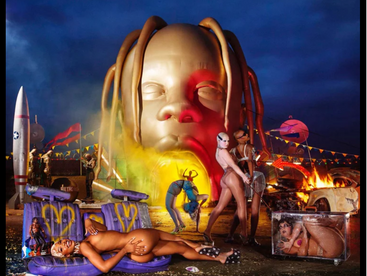 TRAVIS SCOTT - ASTROWORLD [REVIEW]