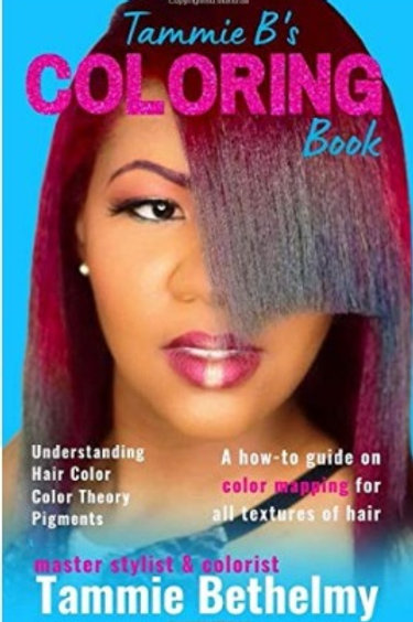 """""""Tammie B's Coloring Book"""""""