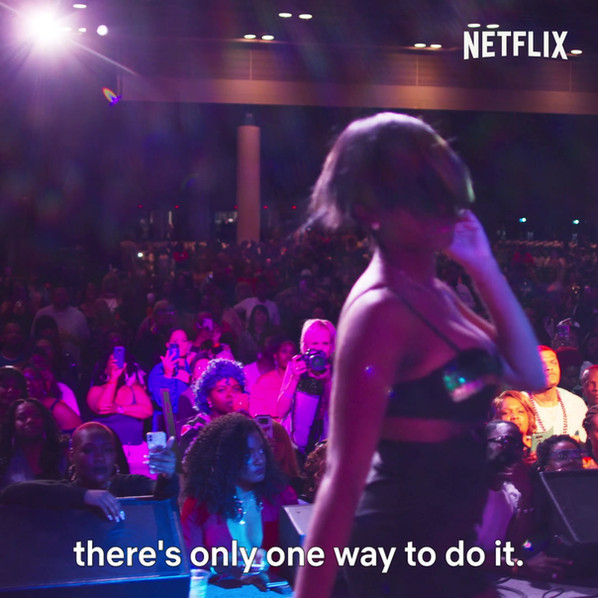 """Netflix """"We Are The Champions"""" S1, E1"""