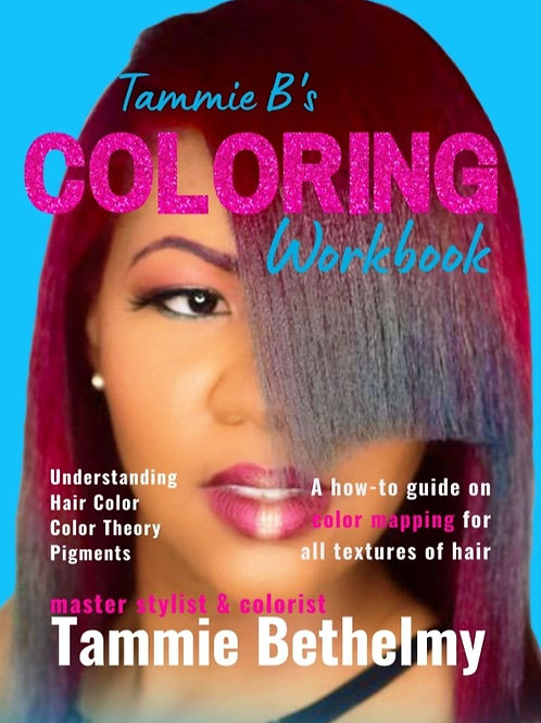 Tammie B's Coloring Workbook