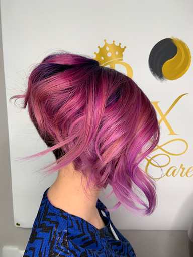 Balayage, Custom Hair Coloring, Dallas-Fort Worth, TX, Queen Bee Studio