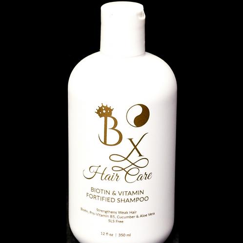 Biotin & Vitamin Fortified Shampoo