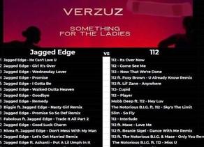 112 'Verzuz'Jagged Edge