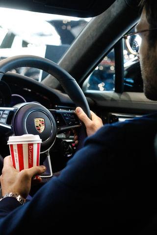 Di Lorenzo Coffee x Porsche