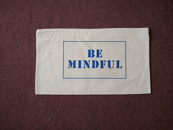 Grounding Cushion ('Be Mindful')