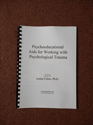 Psycho-educational Aids by Janina Fisher