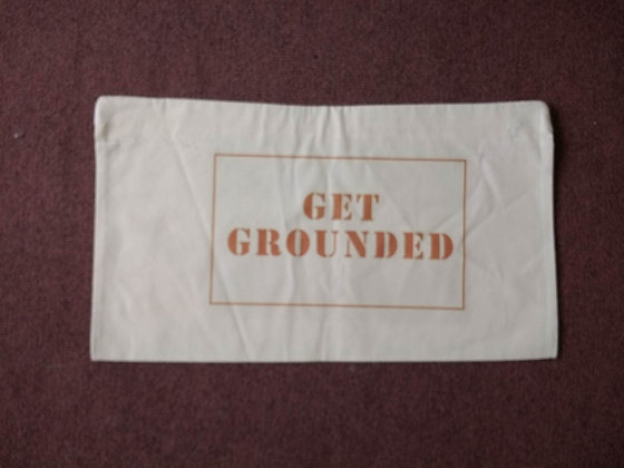 Grounding Cushion ('Get Grounded')