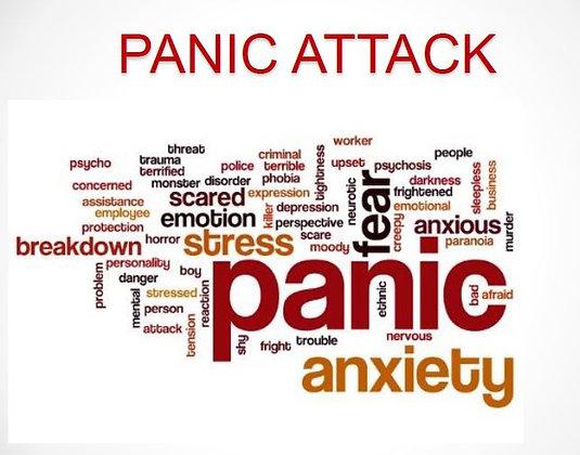 Resource Card Pack - Panic Attacks