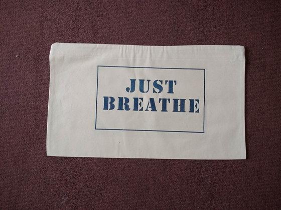 Grounding Cushion ('Just Breathe')