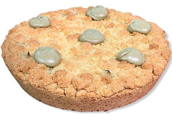 Torta sbriciolata al pistacchio di Sicilia