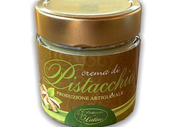 Crema spalmabile al pistacchio di Sicilia